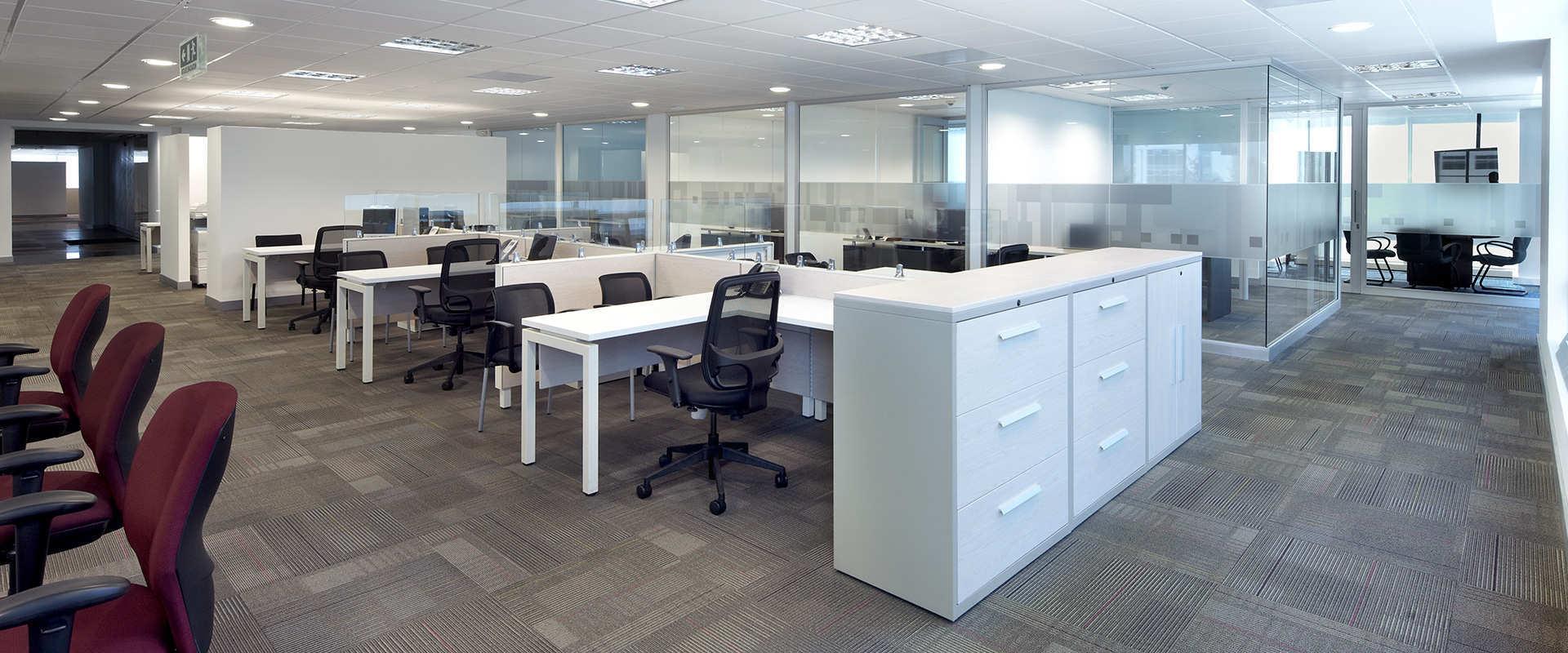 remodelaciones e implementaci n de oficinas y datacenter